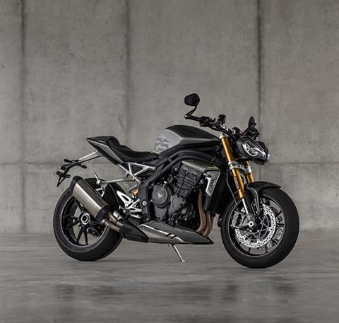 2022 Triumph Speed Triple 1200 RS in Goshen, New York - Photo 6