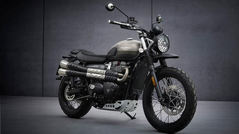 2022 Triumph Street Scrambler Sandstorm Edition in Belle Plaine, Minnesota - Photo 2
