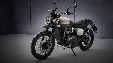 2022 Triumph Street Scrambler Sandstorm Edition in Belle Plaine, Minnesota - Photo 3