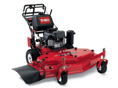 Toro Fixed Deck Gear Drive 48 in. Kawasaki FS481V 14.5 hp T-Bar in Mio, Michigan