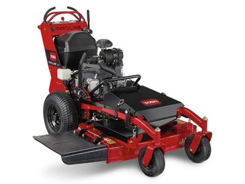 Toro ProLine HDX 36 in. Kawasaki FX 22 hp in Mio, Michigan
