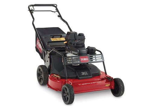 Toro TurfMaster 30 in. Kawasaki FJ180V 179 cc in Mio, Michigan