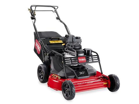 Toro TurfMaster HDX 30 in. Kawasaki FJ180V 179 cc in Greenville, North Carolina