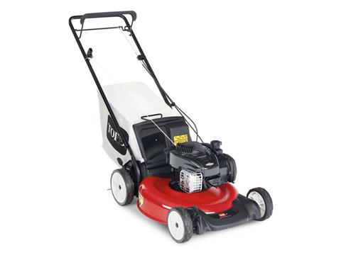 Toro Recycler 21 in. Briggs & Stratton 140 cc Variable Speed in Mio, Michigan