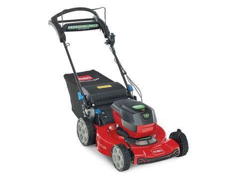 Toro Recycler 22 in. 60V Max Battery High Wheel in Trego, Wisconsin - Photo 1