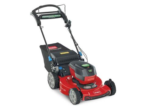 Toro Recycler 22 in. 60V Max Battery High Wheel Bare Tool in Mio, Michigan