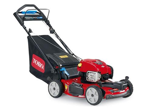 Toro Recycler 22 in. Briggs & Stratton 163 cc AWD ReadyStart in Mio, Michigan