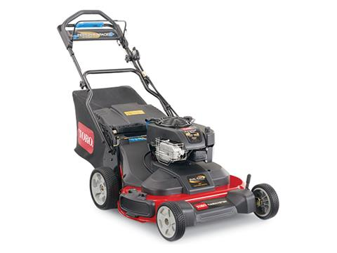 Toro TimeMaster 30 in. Briggs & Stratton 223 cc ES in Mio, Michigan