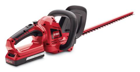 Toro 20V Max 22 in. Cordless Hedge Trimmer in Aulander, North Carolina