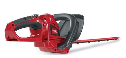 Toro 20V Max 22 in. Cordless Hedge Trimmer Bare Tool in Aulander, North Carolina