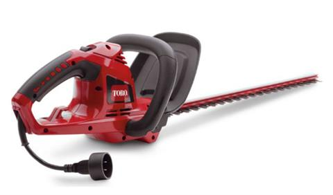 Toro 22 in. Electric Hedge Trimmer in Aulander, North Carolina