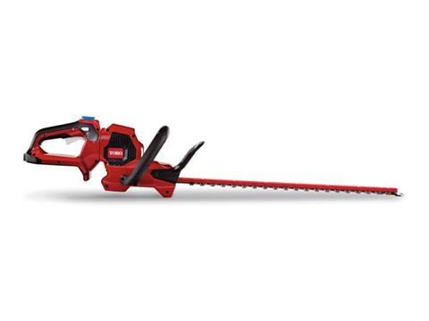 Toro 60V Max Electric Battery 24 in. Hedge Trimmer Bare Tool in Greenville, North Carolina