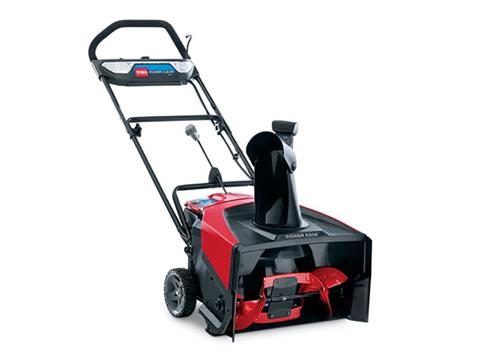 Toro 21 in. 60V Max Electric Battery Power Clear® in Mio, Michigan