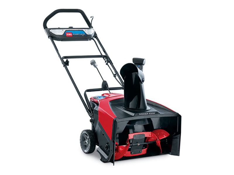 Toro 21 in. 60V Max 2 x 6.0 ah Electric Battery Power Clear® in Superior, Wisconsin - Photo 1