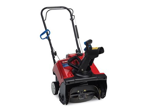 Toro 18 in. Power Clear® 518 ZR in Mio, Michigan