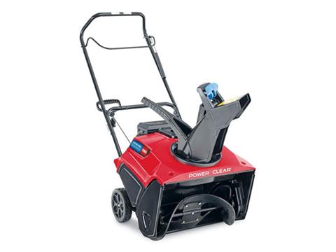 Toro 21 in. Power Clear® 721 E in Mio, Michigan