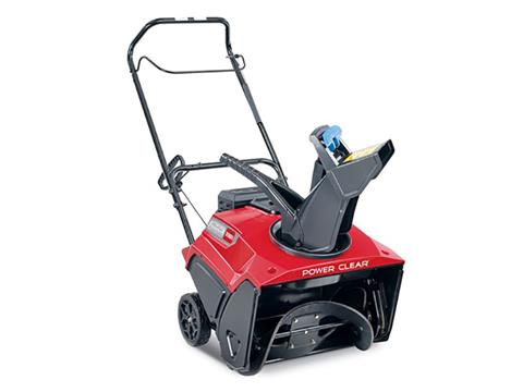 Toro 21 in. Power Clear® 721 R-C in Mio, Michigan