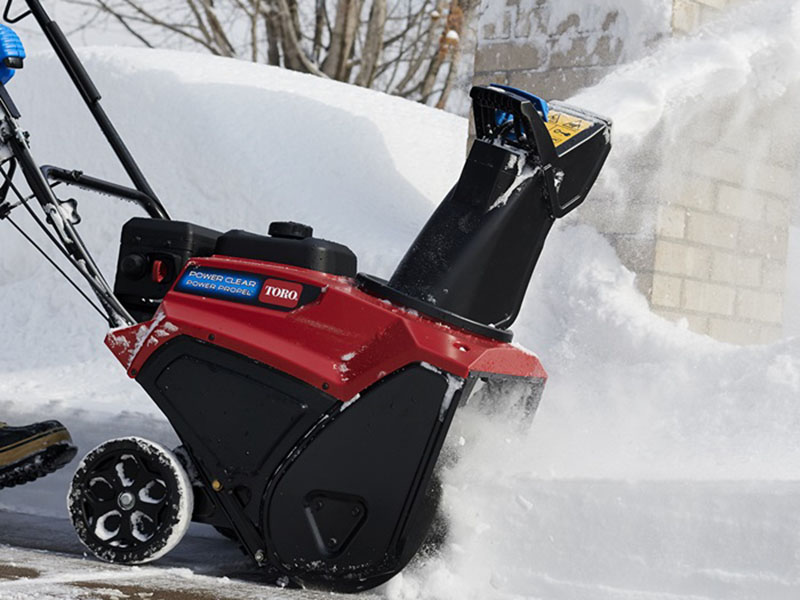 Toro 21 in. Power Clear® 721 R in Prairie Du Chien, Wisconsin - Photo 4