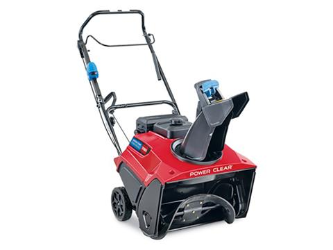 Toro 21 in. Power Clear® 821 QZE in Mio, Michigan
