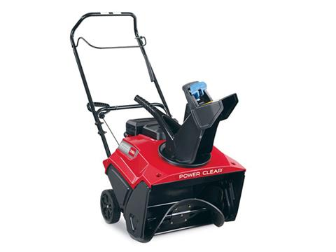 Toro 21 in. Power Clear® 821 R-C in Mio, Michigan