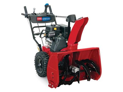 Toro 28 in. Power Max® HD 828 OAE in Mio, Michigan