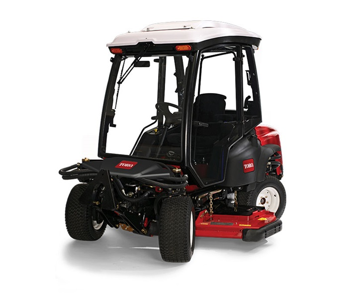2017 Toro Groundsmaster 360 Quad-Steer 4WD (31202) in Dearborn Heights, Michigan