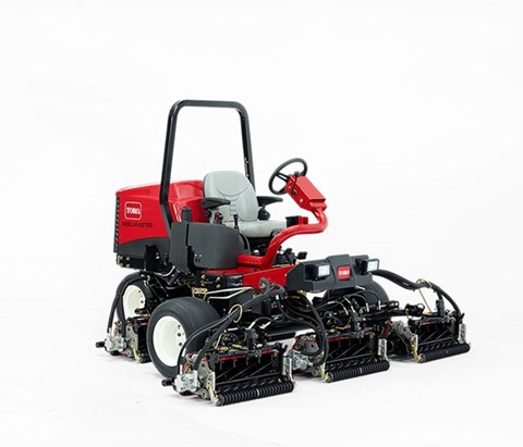 2017 Toro Reelmaster 3555-D (03820) in AULANDER, North Carolina