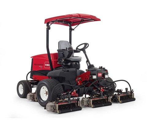 2017 Toro Reelmaster 5010-H (03674) in AULANDER, North Carolina