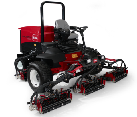 2017 Toro Reelmaster 7000-D (03780) in AULANDER, North Carolina