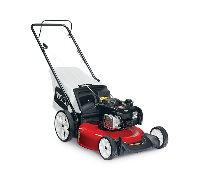 2017 Toro 21 in. (53 cm) Push Mower (21319) in Dearborn Heights, Michigan