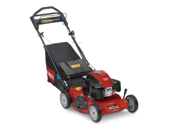 2017 Toro 21 in. (53 cm) Personal Pace Electric Start (20384) in Dearborn Heights, Michigan