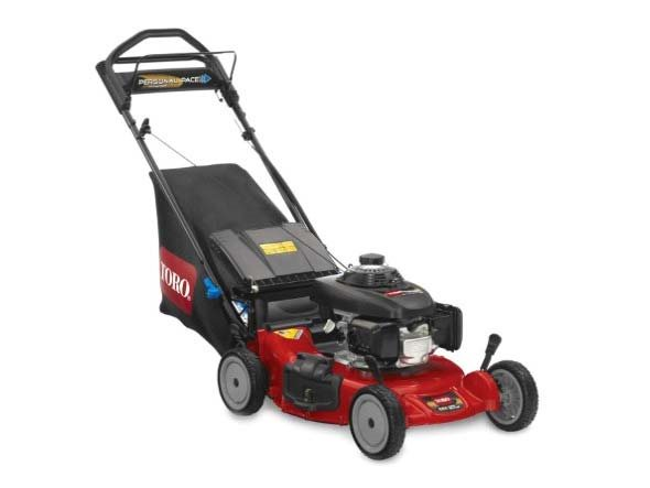 2017 Toro 21 in. (53 cm) Personal Pace Honda (20382) in Dearborn Heights, Michigan