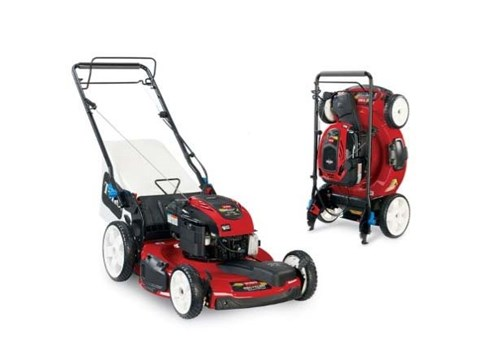 2017 Toro 22 in. (56 cm) Variable Speed High Wheel with SMARTSTOW (20339) in AULANDER, North Carolina