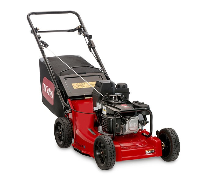2017 Toro 21 In 53 Cm Heavy Duty Honda Zone Start 22295