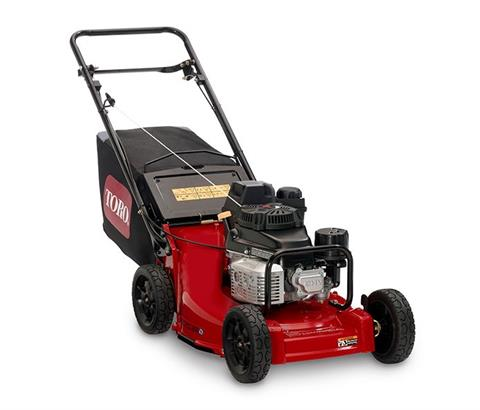2017 Toro 21 in. (53 cm) Heavy Duty Kawasaki Zone Start (22297) in AULANDER, North Carolina