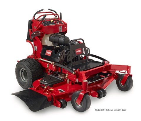 2017 Toro GrandStand 48 in. (122 cm) 23 hp 747 cc EFI (74518) (79518 CARB) in Derby, Vermont