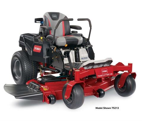 2017 Toro 48 in. (122 cm) MyRide TimeCutter HD Zero Turn Mower (California Model)  (75210) in AULANDER, North Carolina