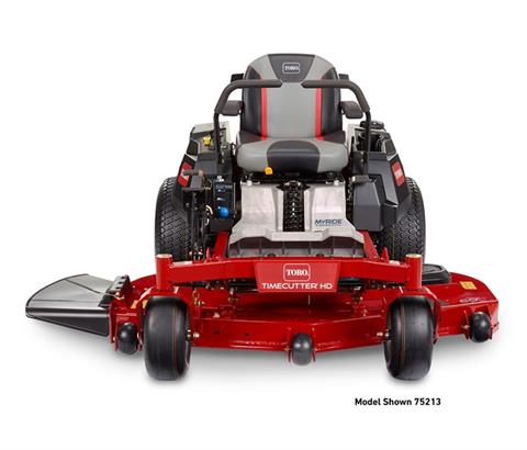 2017 Toro 48 in. (122 cm) MyRide TimeCutter HD Zero Turn Mower (California Model)  (75210) in Dearborn Heights, Michigan