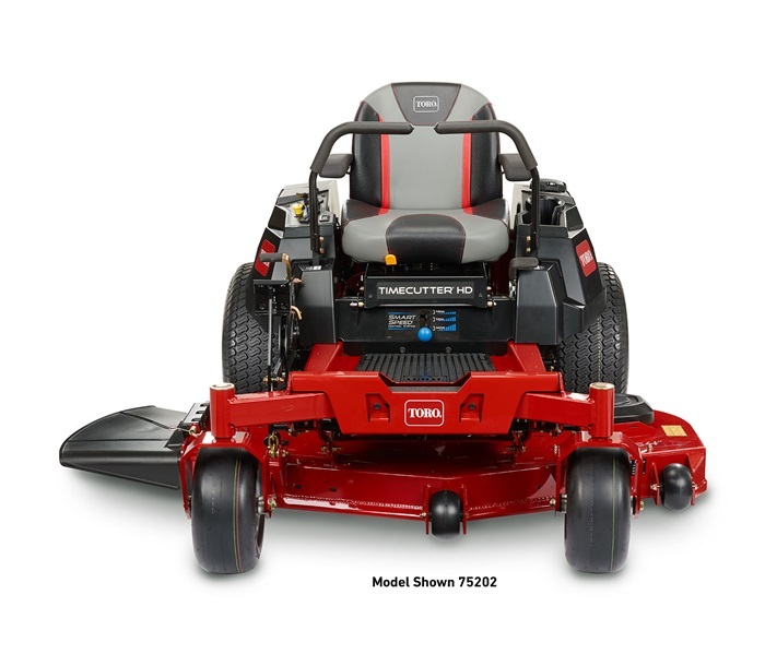 2017 Toro 48 in. (122 cm) TimeCutter HD Zero Turn Mower (75201) in Greenville, North Carolina
