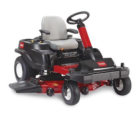 2017 Toro 50 in. (127 cm) TimeCutter SWX5050 (California Model) (74798) in AULANDER, North Carolina