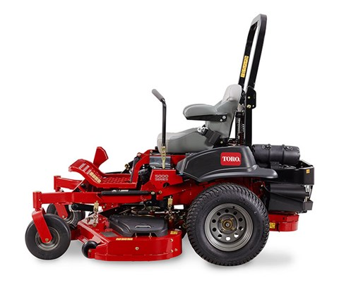 2017 Toro Professional 6000 MyRide 60 in. (152 cm) 31 hp 999 cc (74997) in Dearborn Heights, Michigan