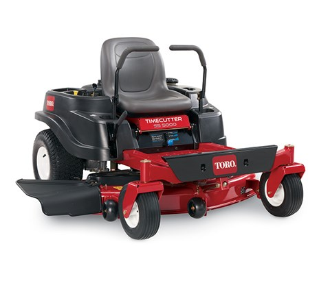 2017 Toro 50 in. (127 cm) TimeCutter SS5000 (74730) in AULANDER, North Carolina