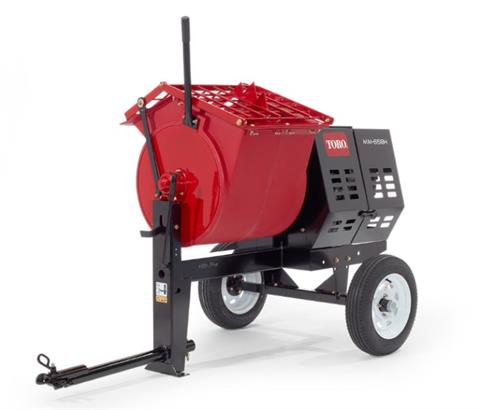 2017 Toro MM-658H-P Mortar Mixer GX240 in Pataskala, Ohio