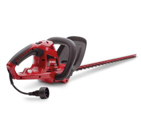 2017 Toro 22 in. Electric Hedge Trimmer (51490) in AULANDER, North Carolina