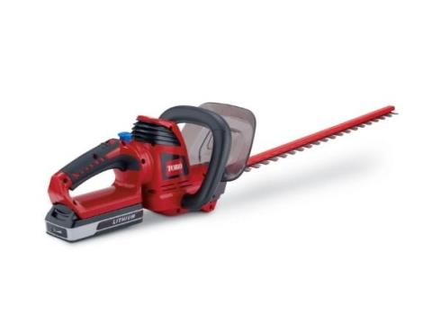 2017 Toro 24V Max 24 in. Cordless Hedge Trimmer Bare Tool (51496T) in Dearborn Heights, Michigan