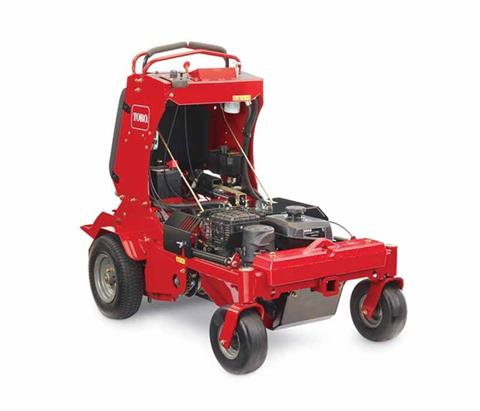2018 Toro 24 in. Stand-On Aerator in Greenville, North Carolina