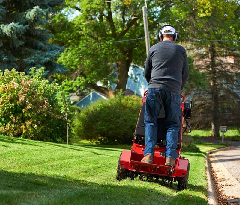 2018 Toro 24 in. Stand-On Aerator in Dearborn Heights, Michigan