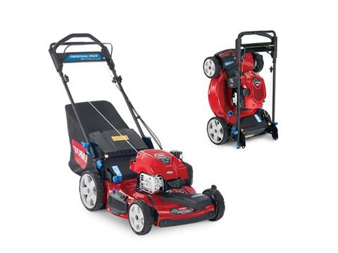 2018 Toro 22 in. (56 cm) PoweReverse Personal Pace SMARTSTOW High Wheel Mower in Mio, Michigan