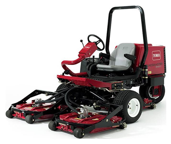 2018 Toro Groundsmaster® 3505-D in Park Rapids, Minnesota