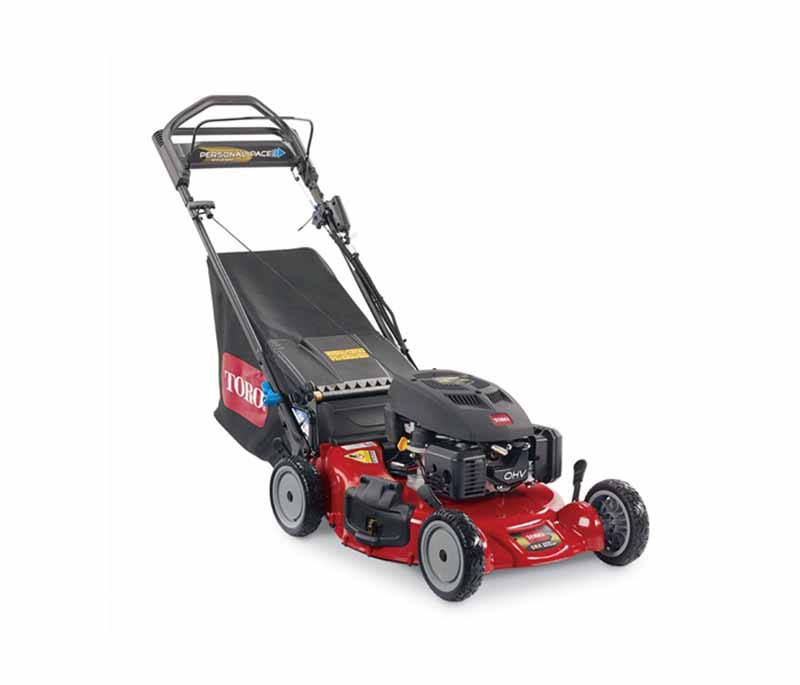 2018 Toro 21 in. (53 cm) Personal Pace Electric Start in Dearborn Heights, Michigan